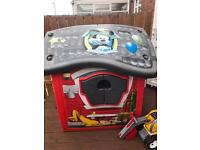 Mickey Mouse outdoor playhouse