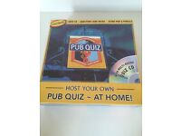 Host Your Own Pub Quiz - At Home!