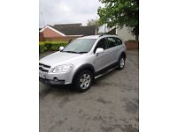 Chevrolet captiva 2.0cdti only 56000 miles