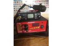 CB Radio and power supply