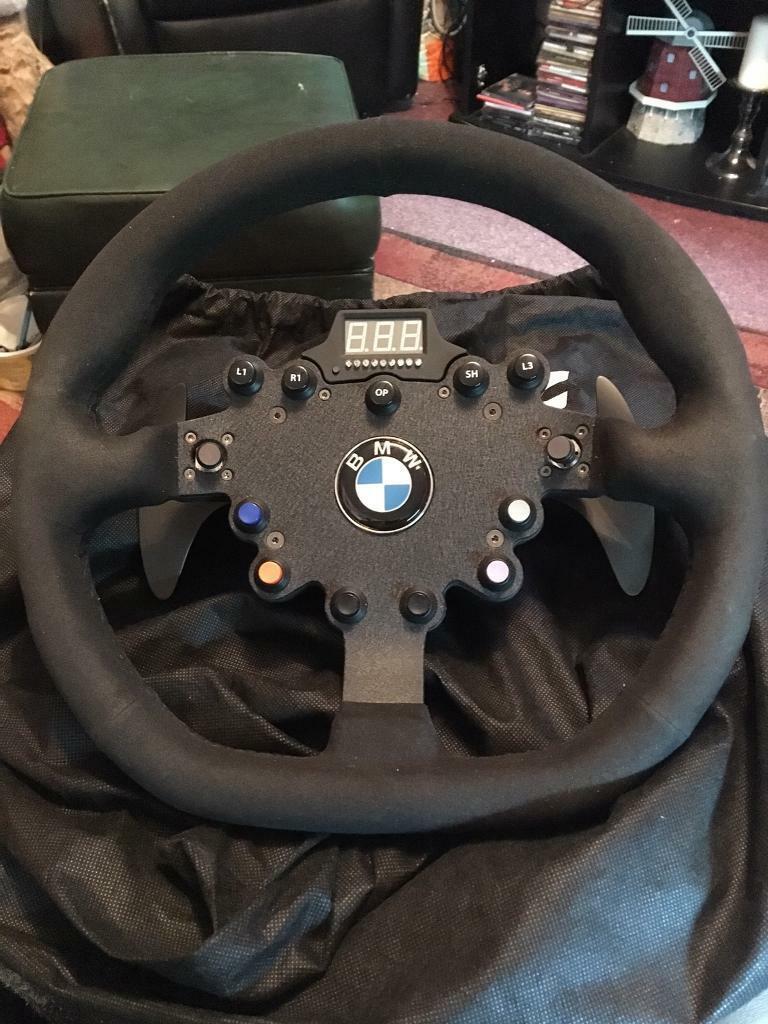 Fanatec BMW rim | in Melton Mowbray, Leicestershire | Gumtree
