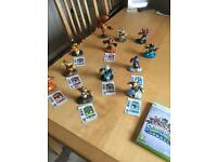 Xbox 360 sky landers swap force - 12 characters with cards includes game