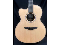Avalon Pioneer A2-20C Left Handed Guitar New 20% Off & Full Warranty!