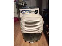 Delonghi DEM10 10L Compact Dehumidifier