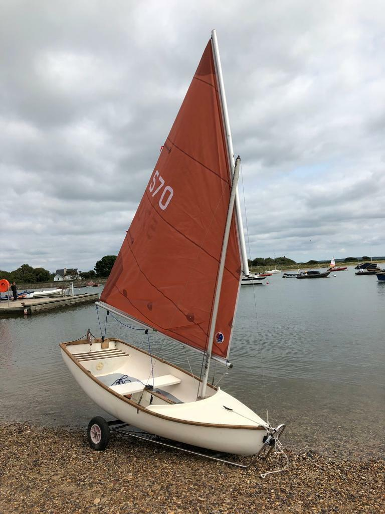 Scow for sale - sailing dinghy   in Lymington, Hampshire   Gumtree