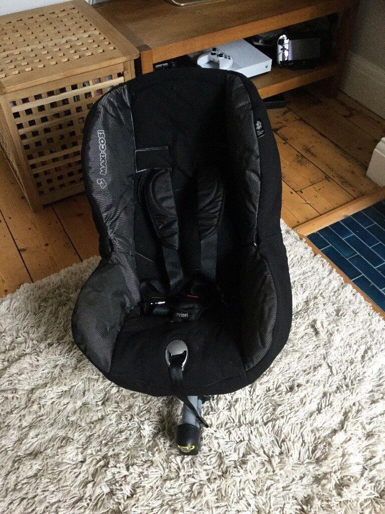 Maxi cosy iso fix priory car seat