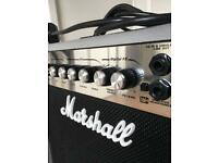 Marshall MG15DFX Combo Amp **Silver Limited Edition**