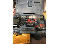 Used Bosch GSB VE 12 Professional hammer drill