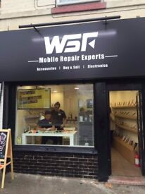 phone repair/retail assistant-NO EXPERIENCE REQUIRED 243 ilkeston rd, Nottingham, NG7 3EE
