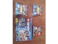 PS4 - Lego Dimensions & Sets - Brand New