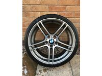 "BMW 313 Style Front Alloy 19"" 8J"