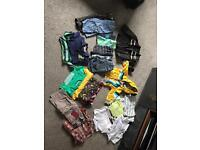 Boys clothes 6-9 months