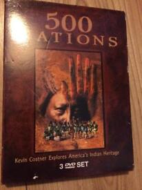500 Nations dvd
