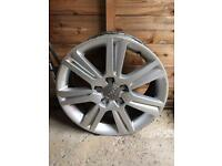 Audi 17inch Alloy wheel