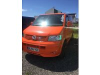 ** real head turner VW T5 . Genuine reason for sale ***