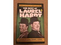 The best of Laurel & Hardy - 6 DVDs and book Premium collector's edition