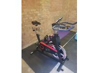 Barely Used Spin Bike