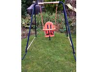 Hedstrom 2 in 1 child's swing