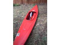 2 Racing Kayaks