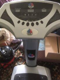 Crazy Fit Gym Master Vibration Machine