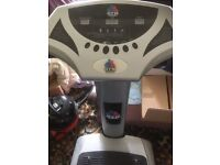 Crazy Fit Gym Master Vibration Machine