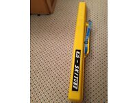 KIS Ski Tube Sportube S2, Fishing Rod Ski Carrier, Case - yellow