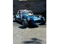 Kitcar beautiful condition not a blemish on her .had had a lot put into the car .only