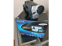 Samsung BPL800 Camcorder with Case