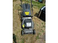 Petrol mower Briggs and Stratton