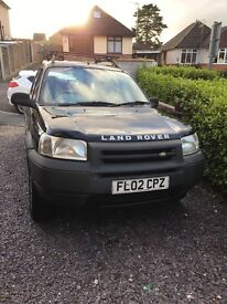 Land Rover Freelander reliable