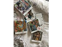 Nintendo 3DS with 5 games for sale!