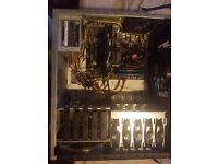 Gaming Computer Amd Fx8150 8 core 3.6GHZ, 8gb ram, 1.5tb hd, GTX560
