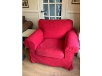 Free IKEA armchair