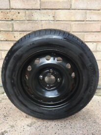 Peugeot 206 Wheels, X4 Michelin New Tyres 175/65 R14 82T