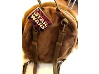 RUCKSACK STAR WARS CHEWBACCA (MINT CONDITION) FOR SALE