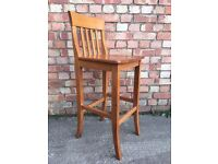 Bentwood High Stools / Chairs, Wooden Bar Stools, Wooden Pub Stools