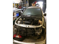 Breaking Vauxhall Astra 1.7 DTI Van for Spares
