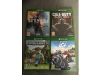 Xbox One Games