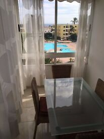 Two bed flat to rent in Gran Canaria close to beach