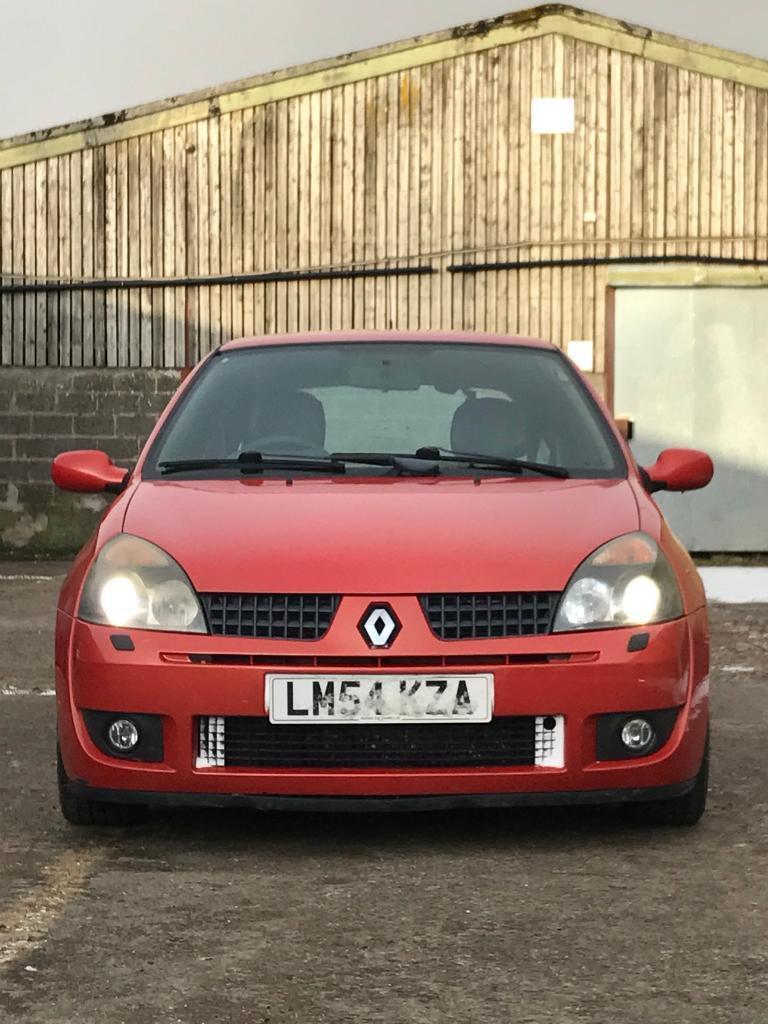 Renault Sport Clio 182 cup | in Loanhead, Midlothian | Gumtree