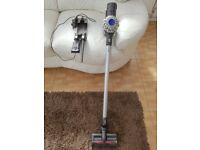 dyson v6 cordless cleanet paid £300 selling for £150 works perfect
