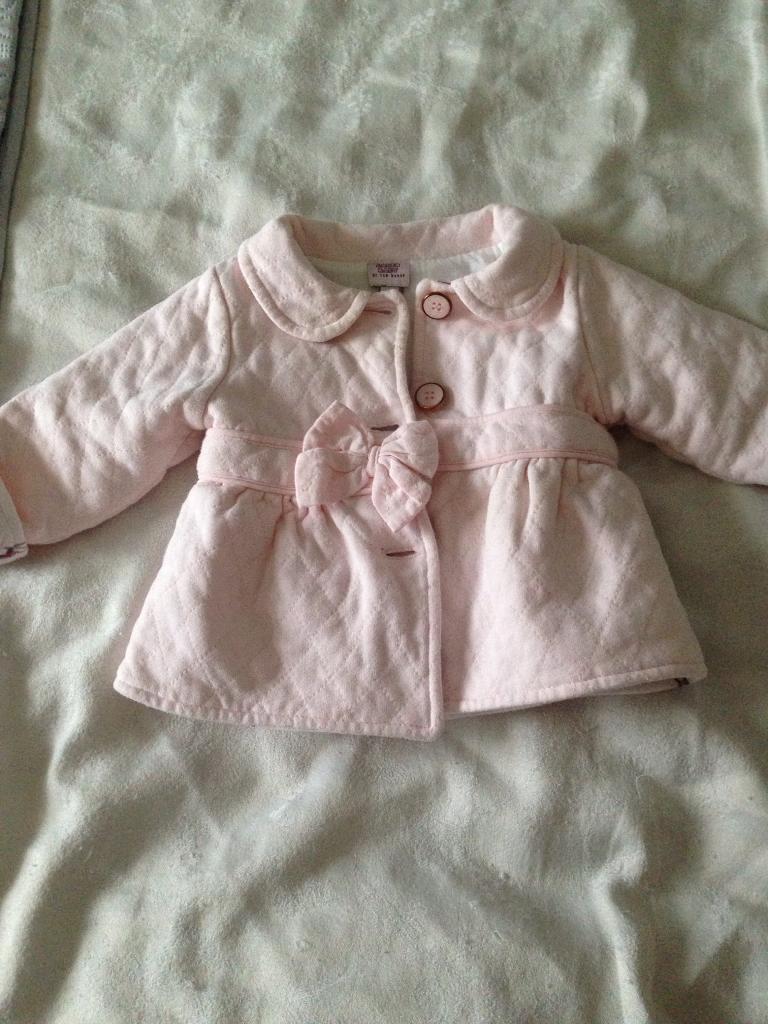 Girls Ted Baker jacket