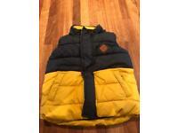Timberland body warmer/gilet age 3yrs