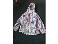 H&M raincoat 6-7 years