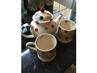 Emma Bridgewater Polka Dot Set
