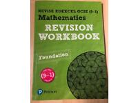 Maths foundation revision workbook