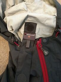 Montane Atomic waterproof jacket XL