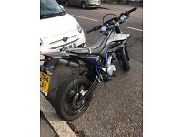 Yamaha WR125X With full Arrow System - Only 5.3k miles