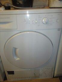 Beko Condenser Dryer can deliver