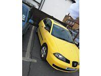 SEAT IBIZA 1.4 SX TDI - 2004 - Diesel
